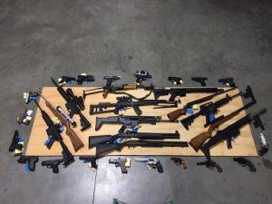 Camarillo Police Seize 85 Firearms in 2018 - Ventura County