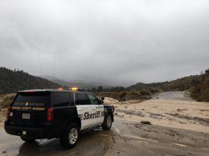 Lockwood Valley - Road Closures - Ventura County Sheriff's Office