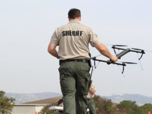 Unmanned Aerial Systems